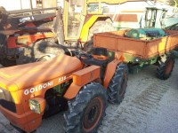 Moto agricola Goldoni 238 Universal