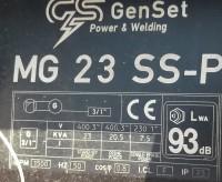 Attrezzatura agricola  Generatore MG 23 SS P