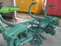 Coltivatore / Vibrocoltivatore Gherardi estirpatore pesante TPER/11PR ripiegabile