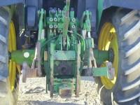 Trattore agricolo John Deere 6510