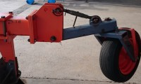 Aratro reversibile  Howard SP 3 SWING PLOW