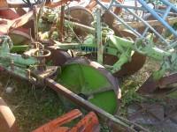 Aratro convenzionale  Aratri monovomere trainati  -VARIE MARCHE-
