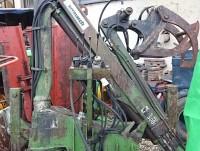 Attrezzatura agricola  CARICATORE FORESTALE TERRMACC  T 3000