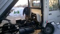 Motocoltivatore / Moto agricola  RVM ARMAC m 26 s