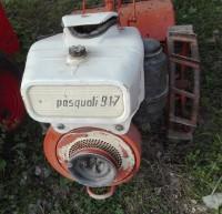 Motocoltivatore  Pasquali 917 Diesel