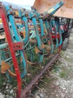Coltivatore / Vibrocoltivatore  Estirpatore 230 Flli Boschi con rullo a spuntoni
