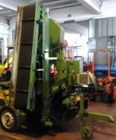 Attrezzatura agricola  PEZZOLATO Segaspacca con nastro trasportatore
