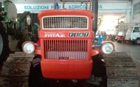 Trattore  FIAT 605 C SUPER serie ORO