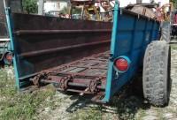 Macchina per la manutenzione del verde  Carro Spandiletame REN MARK R70
