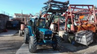 Trattore New Holland FORD 7840 4 WD