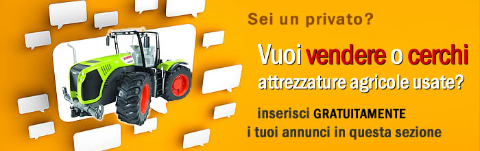 Annunci macchine agricole usate for Cerco cose usate gratis